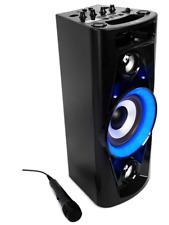 Reflexion PS07BT Mobile Discosoundmaschine Bluetooth Radio 2x USB AUX-IN Karaoke