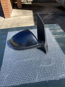 Mazda 2 De 2009-2012 Genuine Right Door Mirror (Good Condition) Dark Grey