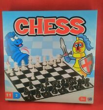 CLASSIC Traditional Style Boxed Chess Set Strategy Logic Board Game Two Players