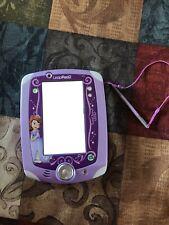 LeapPad 2 Tablet Purple Disney Sofia The First