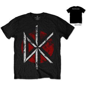 DEAD KENNEDYS T-Shirt: VINTAGE LOGO (BACK PRINT) Aust Stock Get it Quick