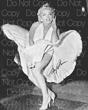 Marilyn Monroe signed sexy beautiful 8X10 photo picture poster autograph RP 13