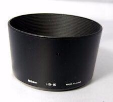 Nikon HB-21 lens hood for 75-240mm AF Nikkor Genuine EOM