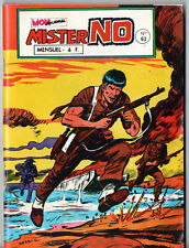 ¤ MISTER NO n°63 ¤ 1981 MON JOURNAL