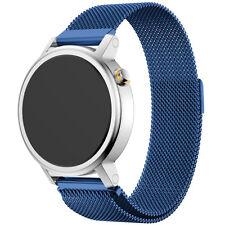 Milanese loop Malla 22MM Correa Para Reloj De Pulsera Para Motorola Moto 360