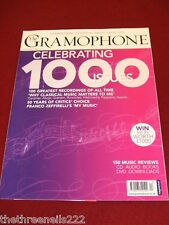 GRAMOPHONE - CELEBRATING 1000 ISSUES - DEC 2005 # 1000