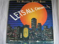 Michael Zager  band - Let's all chant – Soul to soul - Music fever – Freak -