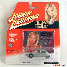 Buffy the Vampire Slayer Johnny Lightning Giles Citroen Buffy card Huh? new