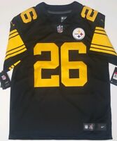 Le'Veon Bell Pittsburgh Steelers Nike Color Rush NFL JERSEY Size L 819066-011