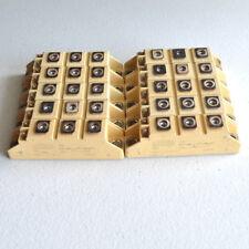Lot of (10) SEMIKRON SEMIPACK SKKT 71/16 E Modules - WORKING PULLS