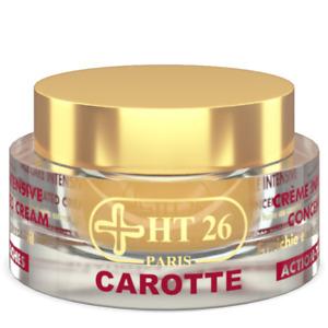 Ht26 Action Taches Carrot Lightening Face Cream / Creme éclaircissante Visage