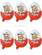 New Kinder Joy with Surprise Eggs in Toy & Chocolate For Kids-Unisex (Pack of 6