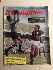 IL CAMPIONE RIVISTA DI SPORT E VARIETA' ANNO 6° N° 16  DEL 1960 ALTAFINI