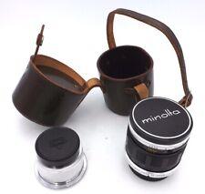 Minolta 50mm1:3.5  Macro Rokkor-QF 1101045