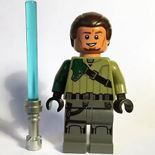 New Star Wars LEGO® Kanan Jarrus Rebels Jedi Knight Minifigure 75141 75084