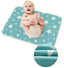 Baby Infant Waterproof Urine Mat & Changing Pad Cover Change Mat - 3 Sizes