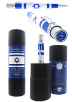 Retro 51 Tornado Pen/Rollerball  L'CHAIM - To Life!  ISRAEL FLAG  Ltd Ed of 1948
