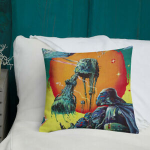 The Empire Strikes Back Premium Pillow