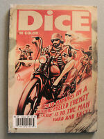Dice Magazine #29 - Chopper Bobber Kustom Kulture USA Hot Rod