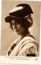 CPA Les Plus Belles Femmes des Provinces de France-La Bourbonnaise (262784)