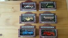 Lledo promo Diecast Models - Coronation Street collection - set of 6 - BNIB
