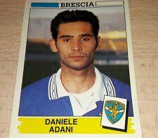 FIGURINA CALCIATORI PANINI 1994/95 BRESCIA ADANI ALBUM 1995
