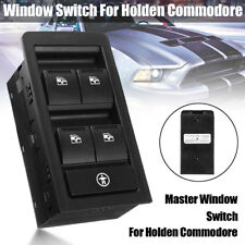 New Power Master Window Switch 13-Pins For Holden Commodore VY VZ 09/02 - 07/06
