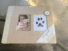 Pet Journal My Pets First Impressions Record Pets Special Moments And Milestones