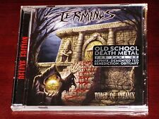 Terminus: Tomb Of Infamy - Deluxe Edition CD 2017 Divebomb Records DIVE136 NEW