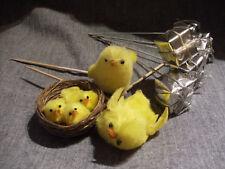 Produits Decorations Pour Fetes  - Etat Neuf oiseaux nid et cadeaux decos