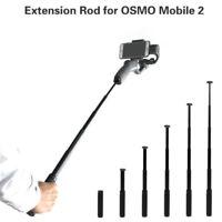 For DJI OSMO Mobile 2 Handheld Gimbal Extension Stick Holder Tripod Mount Kit