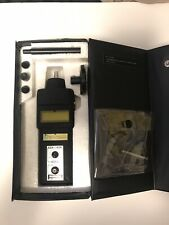 Shimpo Dt 105 Handheld Digital Tachometer Kit