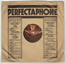 78T 25cm Jean HIRIGARAY Disque FEMMES QUE... JOLIES Orchestre PERFECTAPHONE 3825