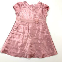 Janie and Jack 18-24 Months Pink Special Occasion Pleated Dress