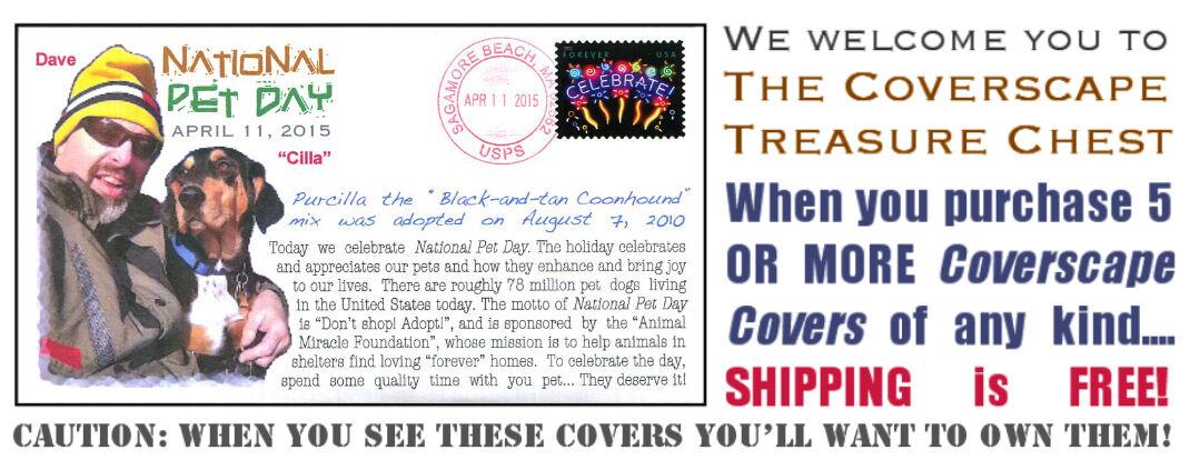 Coverscape Treasure Chest