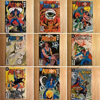 Arion, Lord of Atlantis 1-12 (DC Comics) 12 Issues Total