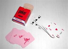POKER MIGNON Pinocchio 70s Masenghini italy playing cards - carte da gioco mint