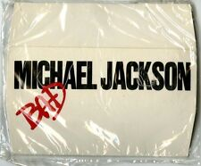 MICHAEL JACKSON : BINOCULARS / FERNGLAS - THE BAD TOUR - UK 1988