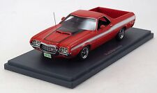 NEO SCALE MODELS 44855 - Ford Ranchero GT 1972 - 1/43
