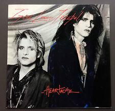 "GENE LOVES JEZEBEL - Heartache 12"" Vinyl Single Record 1986 VG USA Pressing"