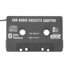 3.5mm AUX Car Audio Cassette Tape Adapter Transmitters for MP3 IPod CD MD KY NEW