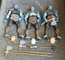 Marvel Universe Frost Giant Complete Walmart Lot of 3 Custom Paint and Weapons