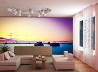 Details about  /3D Lawn Sun 410 Wallpaper Murals Wall Print Wallpaper Mural AJ WALLPAPER UK