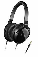 NEW DENON AH-D310 BLACK CLASSIC HEADPHONES