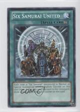 2012 Yu-Gi-Oh! Warlords #SDWA-EN028 Six Samurai United YuGiOh Card 0o3