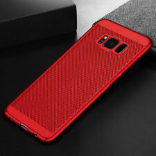 For Samsung Galaxy S7 S8 Plus S6 edge A7 5 3 2017 Breathable Phone Case Cover