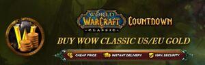 World of Warcraft Classic G-d  💰 Any server(EU/US) - Horde/Alliance - 500/2k
