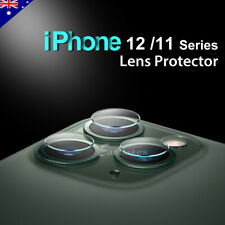For Apple iPhone 12 Mini 11 Pro Max XS XR Camera Lens Tempered Glass Protector
