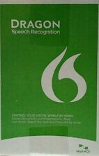 Nuance Dragon Naturally Speaking Home 13 - Includes Microphone - Boxed Version