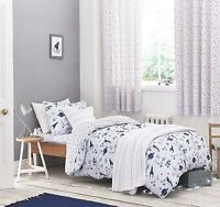 Boys Blue SPACE Cotton Print Duvet Cover Set, Fitted Sheets, Cushion or Throw
